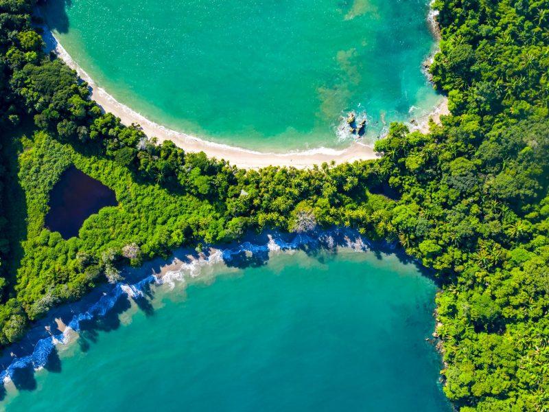 manel antonio national park in costa rica, best national parks in costa rica
